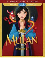 Mulan And Mulan II (2 Disc) (Blu-ray + Digital HD)