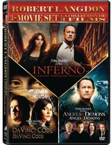 Inferno/Da Vinci Code/Angels & Demons (Bilingual)