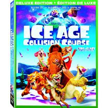 Ice Age: Collision Course (Collector's Edition) (Blu-ray 3D + Blu-ray + DVD + Digital HD) (Bilingual)