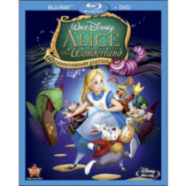 Alice In Wonderland (60th Anniversary Edition) (Blu-ray + DVD)