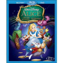Alice In Wonderland: 60th Anniversary Edition (Blu-ray + DVD) (Bilingual)