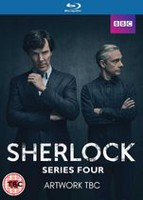 Sherlock: Season Four (Blu-ray)
