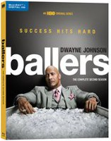 Ballers: The Complete Second Season (Blu-ray + Digital Copy)