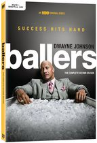 Ballers: The Complete Second Season (DVD + Digital Copy)