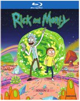 Rick and Morty: The Complete First Season (Blu-ray)