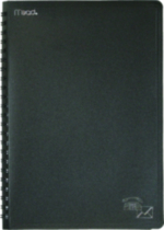 Mead Telephone/Address Book - Large, 8-1/4 x 5-9/16
