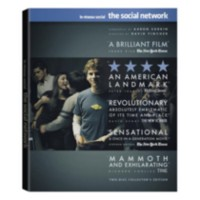 The Social Network (2-Disc) (Blu-ray) (Bilingual)