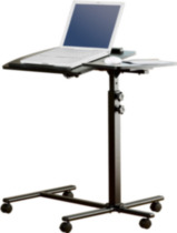 Mainstays Laptop Cart