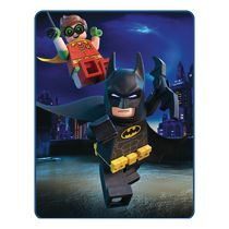 "Batman Lego ""Signal the Batman"" Throw"
