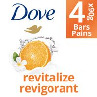 Pain de beauté revigorant Go Fresh de Dove