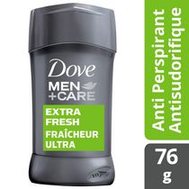 Dove Men+Care® Extra Fresh Non Irritant Anti-Perspirant Stick
