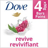 Dove® Go Fresh Revive Pomegranate and Lemon Verbena Scent Beauty Bar