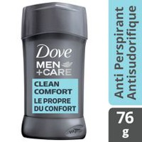 Dove Men+Care® Clean Comfort Non Irritant Anti-Perspirant Stick
