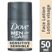 Dove MEN+CARE Face Lotion Sensitive