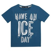 T-shirt à motif « Ice Day » George British Design pour garçons 14