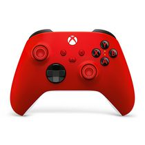 Xbox Wireless Controller – Pulse Red for Xbox Series X|S, Xbox One, and Windows Devices