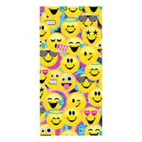 Serviette de plage EmojiNation « Awesome Man »