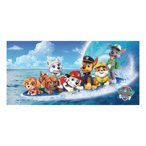 "Paw Patrol ""Patrol Board"" Beach Towel"
