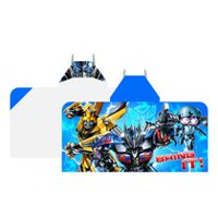 "Transformers ""Charged Up"" Hooded Towel"
