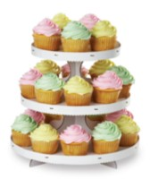 Wilton White Cupcake & Treat Stand