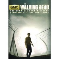 The Walking Dead: The Complete Fourth Season (Bilingual)