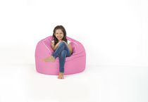 Lounge & Co Pink Drum Bean Bag Cover
