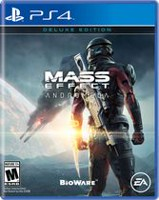 Mass Effect Andromeda: Deluxe Edition (PS4)