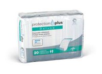 Medline Protection Plus Deluxe Disposable Underpads