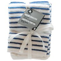 hometrends Bar Mop Dishcloths Blue