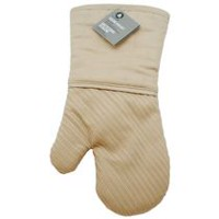 hometrends Silicone Oven Mitt Tan