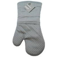 hometrends Silicone Oven Mitt Grey