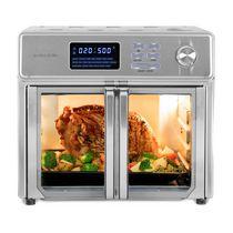 Kalorik MAXX Digital Air Fryer Oven with 9 Accessories AFO 46045 SS (CA)