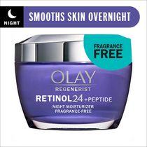Hydratant de nuit pour le visage Olay Regenerist Rétinol 24