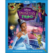The Princess And The Frog (Blu-ray + DVD)