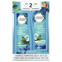 Emballage double de shampooing et de revitalisant Herbal Essences Hello Hydration