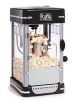 Popflix™ Cinema-Style Kettle Popcorn Popper Black