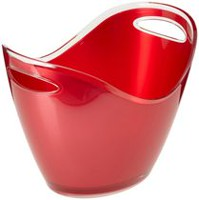 Prodyne Acrylic Vino Gondola Party Tub