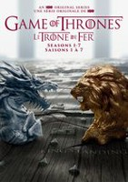 Game Of Thrones: Seasons 1 - 7 (Bilingual)