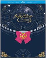 Sailor Moon Crystal: Season III (Blu-ray + DVD)