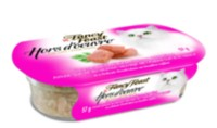 Fancy Feast® Hors d'oeuvre™ Steamed Wild Alaskan Salmon Appetizer in a Delicate Broth - 57G