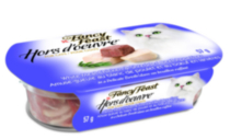Fancy Feast® Hors d'oeuvre™ White Meat Chicken & Shredded Beef Appetizer in a Delicate Broth - 57G