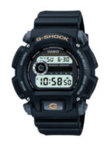 Casio G-Shock Resin Watch