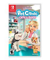 Jeu vidéo My Universe Pet Clinic Cats & Dogs pour (Nintendo Switch)