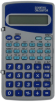 Calculatrice scientifique de @ The Office