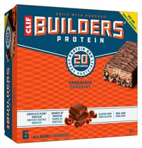 Clif Builder's Protein Chocolate Bars