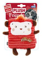 GiGwi Foam Plush Friendz Dog Toy