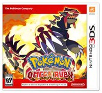 POKEMON OMEGA RUBY 3DS