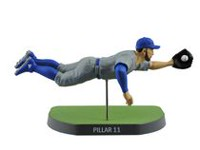MLB Figures 6'' Kevin Pillar - Toronto Blue Jays