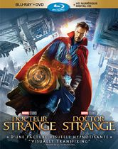 Doctor Strange (Blu-ray + DVD+ Digital HD) (Bilingual)