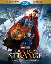 Doctor Strange (Blu-ray + DVD+ Digital HD)